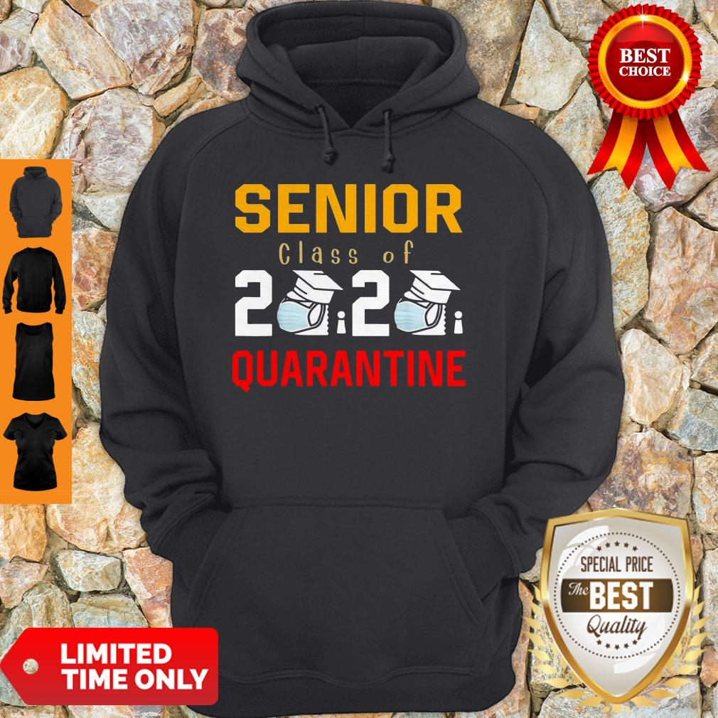 Awesome Senior Class Of 2020 Toilet Paper Quarantine Hoodie