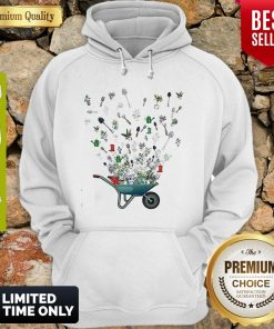 Official Gardening Lovers Hoodie