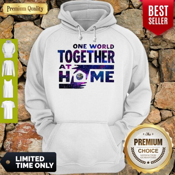 Original One World Together At Home Hoodie