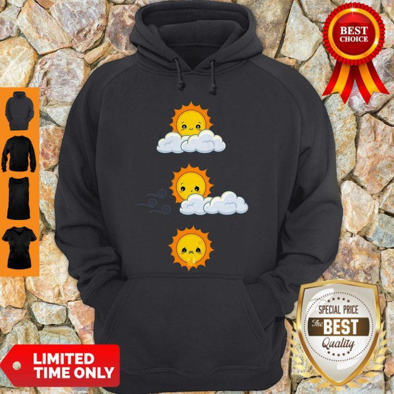 Pretty Unexpected Wind Hoodie