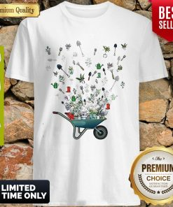 Official Gardening Lovers Shirt
