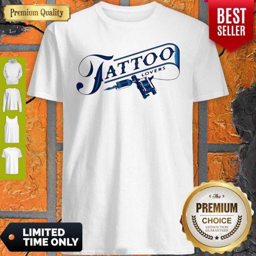 Official Tattoo Lovers Shirt