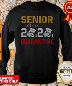 Awesome Senior Class Of 2020 Toilet Paper Quarantine Sweatshirt