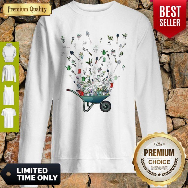 Official Gardening Lovers Sweatshirt