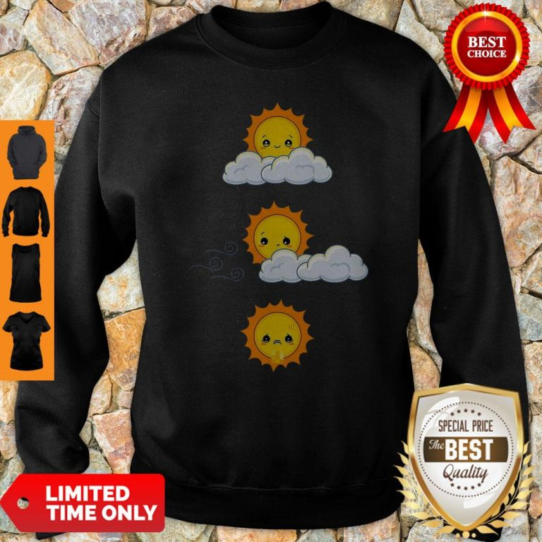 Pretty Unexpected Wind Sweatshirt