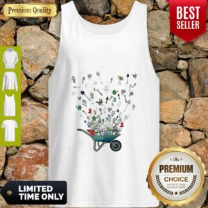 Official Gardening Lovers Tank Top