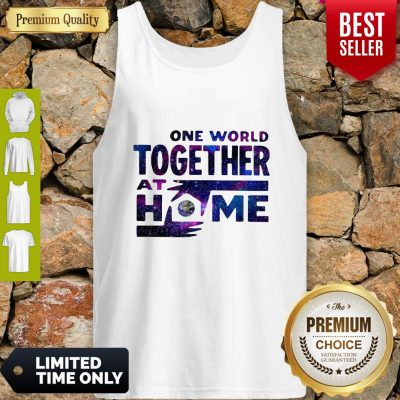 Original One World Together At Home Tank Top