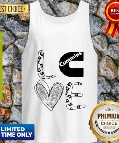Perfect Heart Love Commins Tank Top