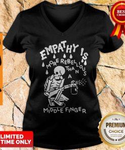 Original Empathy Is More Rebellious V-neck