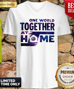 Original One World Together At Home V-neck