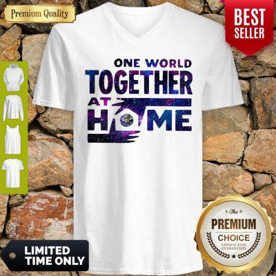 Original One World Together At Home V-neck