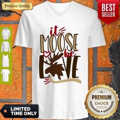 Original It Moose Be Love V-neck