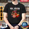 Cute Muppet Drum Vic Firth The Perfect Pair Shirt