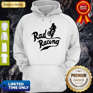 Official Rad Racing Hoodie