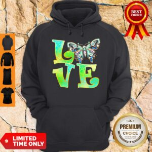 Official Butterfly Love Hoodie