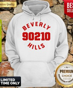 Official Beverly Hills 90210 Hoodie