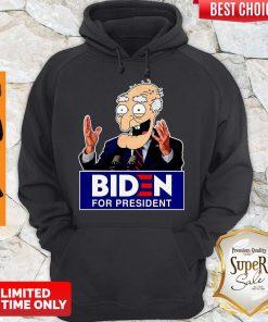 Official Biden For President Hoodie