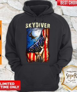 Official Proud Sky Diver Hoodie