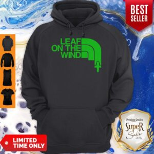 Official Leaf On The Wind Hoodie