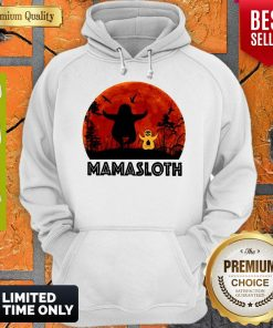 Official Sloth Mamasloth Hoodie