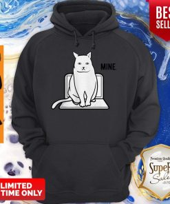 Official Mine Computer Cat Hoodie