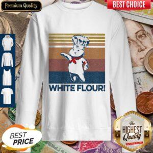 Official White Flour Vintage Sweatshirt