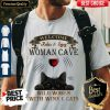 Premium Welcome Relax And Enjoy Woman Cave Wild Women With Wine And Cat Shirt