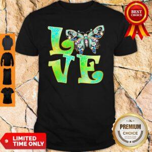 Official Butterfly Love Shirt