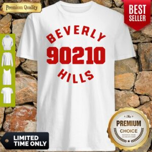 Official Beverly Hills 90210 Shirt
