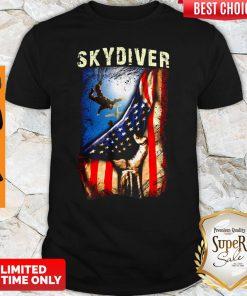 Official Proud Sky Diver Shirt