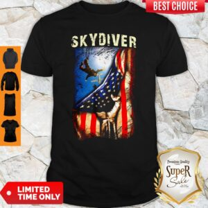 Official Proud Sky Diver Shirt