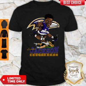 Funny Lamar Jackson Baltimore Ravens Shirt