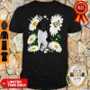 Official Small Munsterlander Daisy Flower Classic Shirt