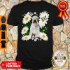 Official Soft Coated Wheaten Terrier Daisy Flower Classic Shirt