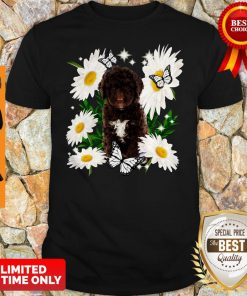 Official Spanish Water Dog Daisy Flower Classic Shirt