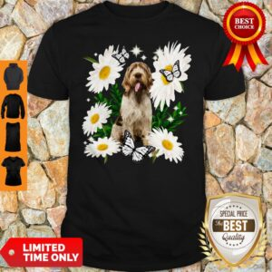 Official Spinone Italiano Daisy Flower Classic T-Shirt