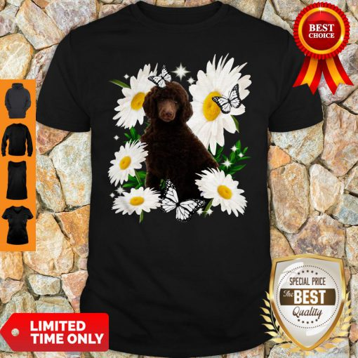 Official Standard Poodle Daisy Flower Classic Shirt