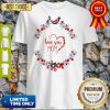 I Love You Mom Mothers Day Gift Fitted Scoop Shirt