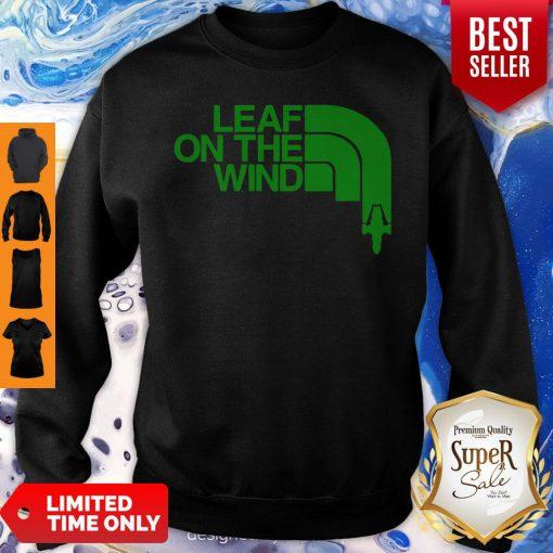 Official Leaf On The Wind Sweatshirt