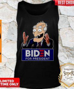 Official Biden For President Tank Top