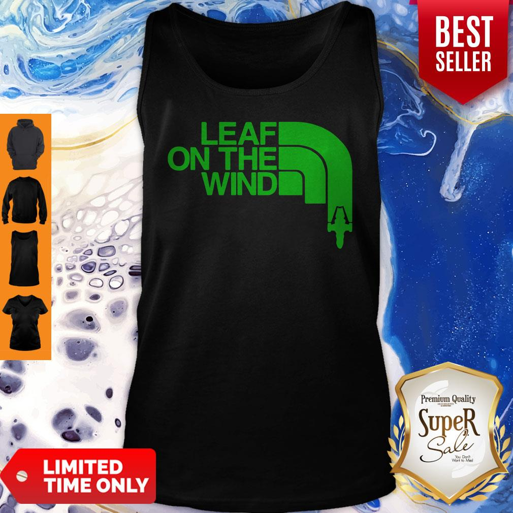 Official Leaf On The Wind Tank Top