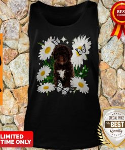 Official Spanish Water Dog Daisy Flower Classic Tank Top