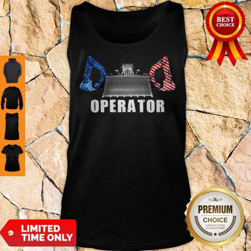 Official Proud Operator Tank Top