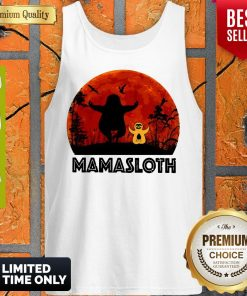 Official Sloth Mamasloth Tank Top