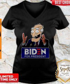Official Biden For President V-neck