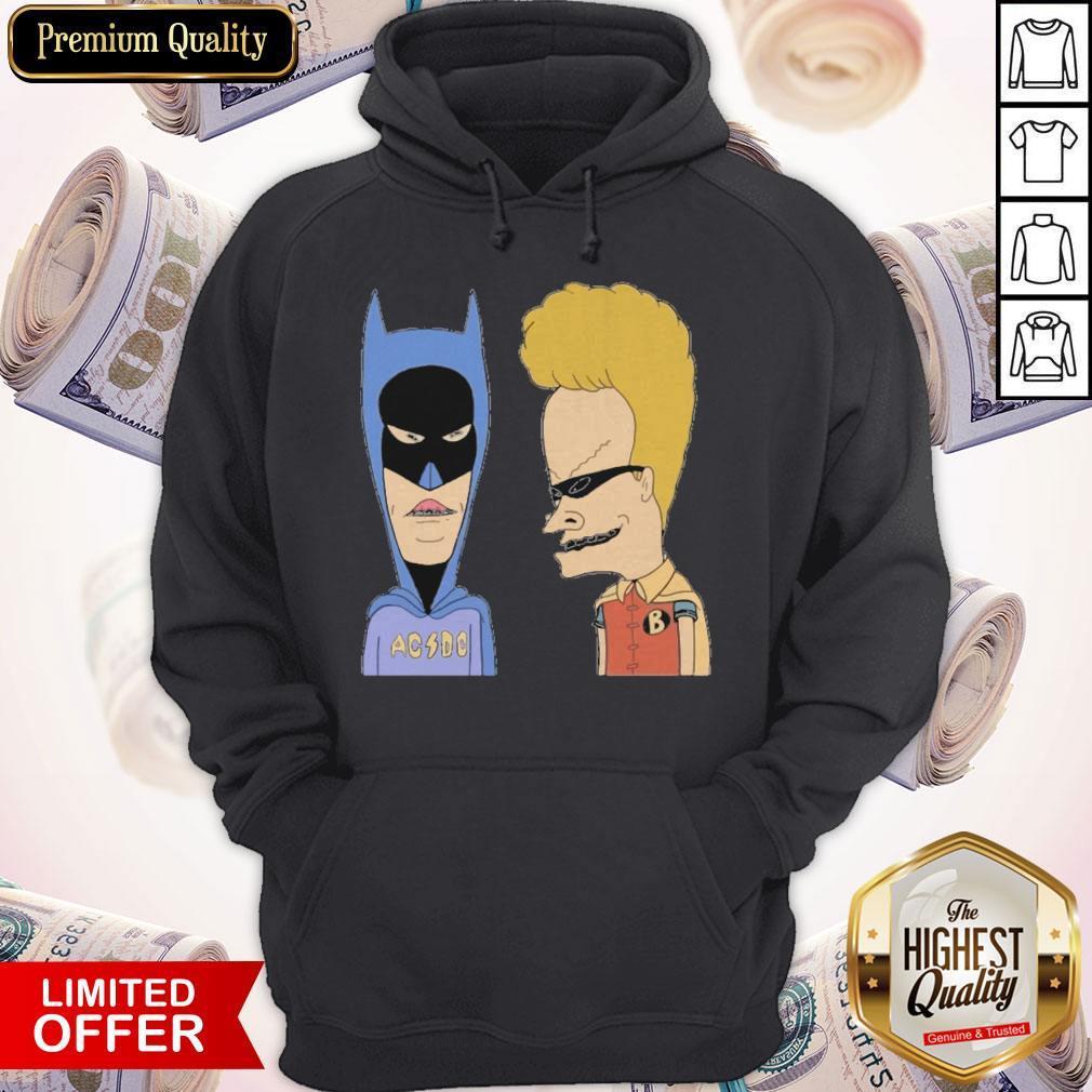 BEAVIS AND BUTTHEAD HEROES COSTUME Hoodie