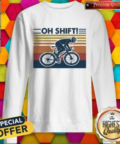 Cycling Oh Shift Vintage Sweatshirt