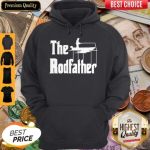 Fishing The Rodfather The Godfather Hoodie