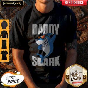 Good Daddy Shark Father's Day Shirt