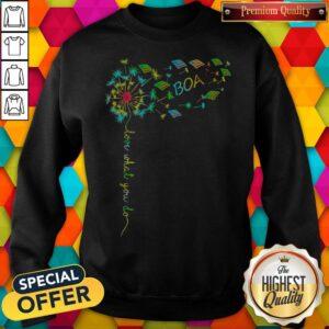 Good Love What You Do Boa Sweatshirt